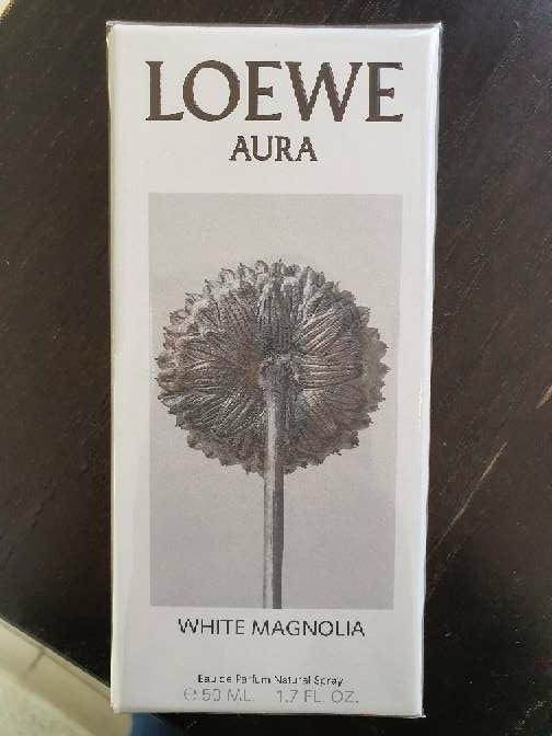 Imagen Perfume Loewe aura white magnolia 50ml Precintado