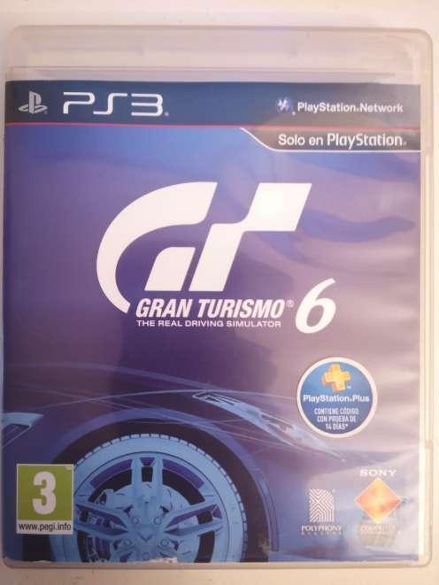 Imagen Gran Turismo 6 GT6 PS3