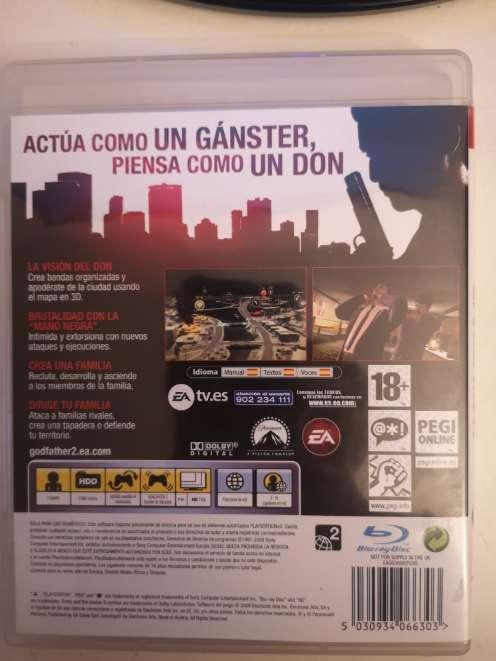 Imagen producto El Padrino 2 PS3 2