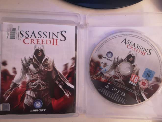 Imagen producto Assassins Creed 2 (Assassins Creed II) PS3 3