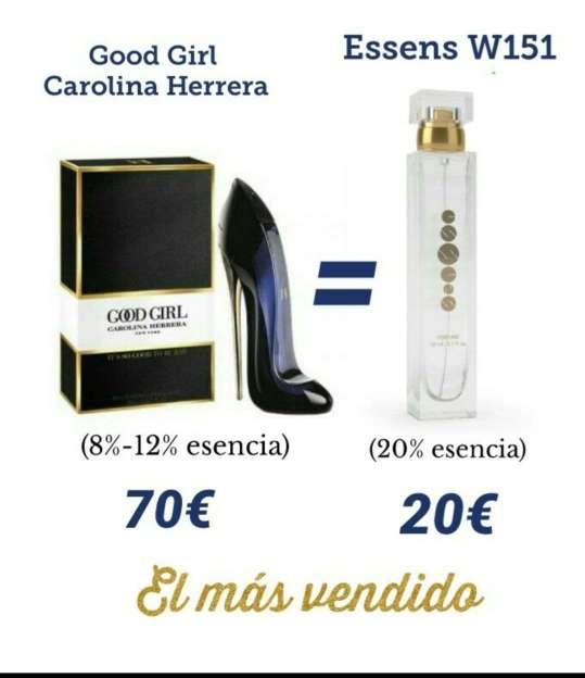 Imagen Perfume carolina herrera