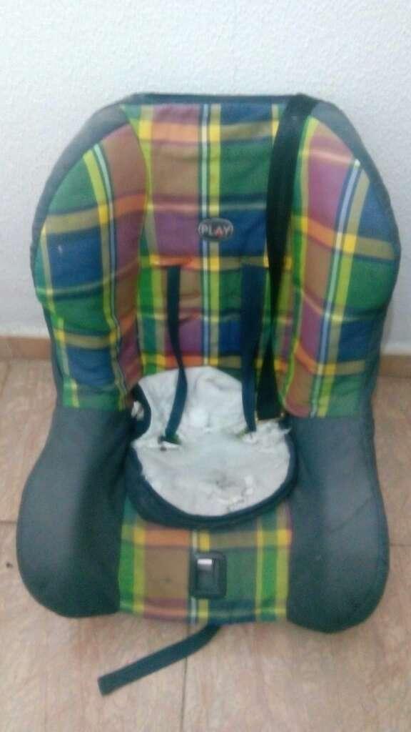 Imagen silla de coche bebe