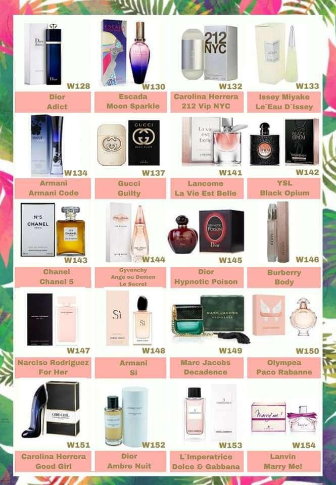 Imagen producto Perfumes Mujer y Hombre  2
