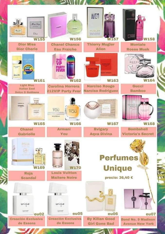 Imagen producto Perfumes Mujer y Hombre  3