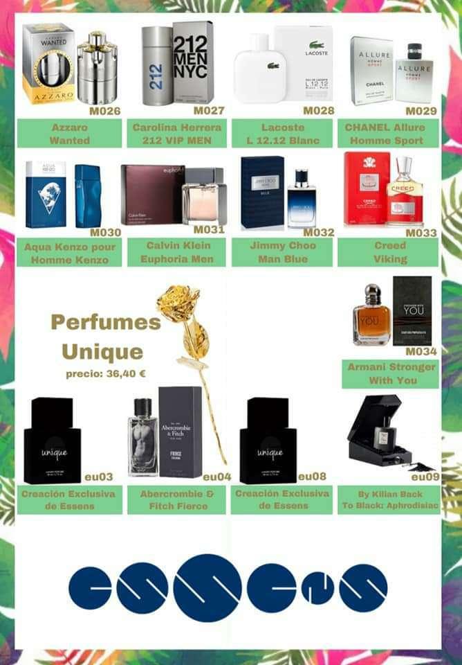 Imagen producto Perfumes Mujer y Hombre  5