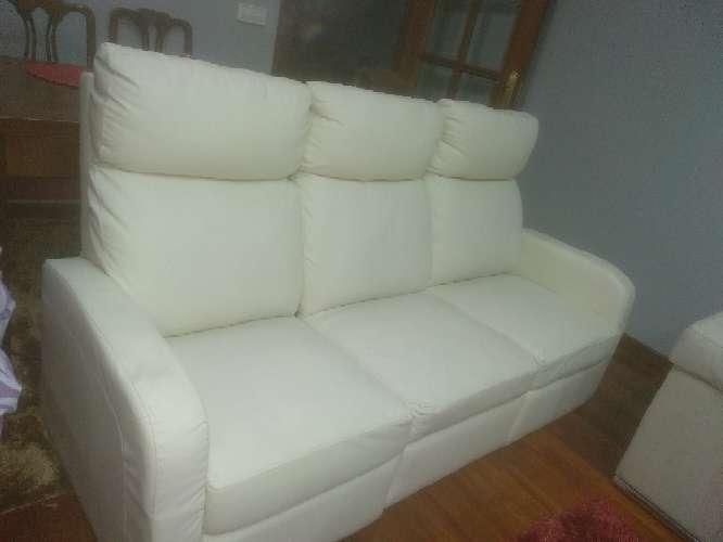 Imagen producto Sofa Blanco 2