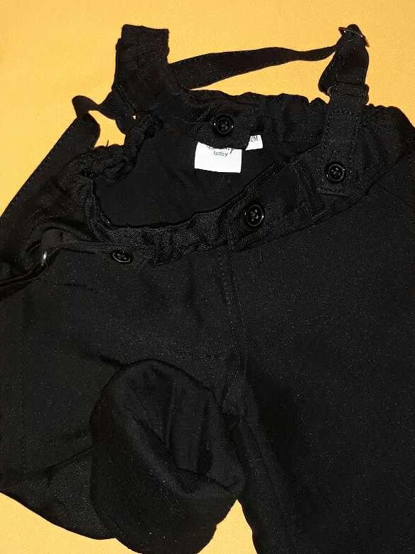 Imagen producto Pantalón tirantes Disney, 12m.  2