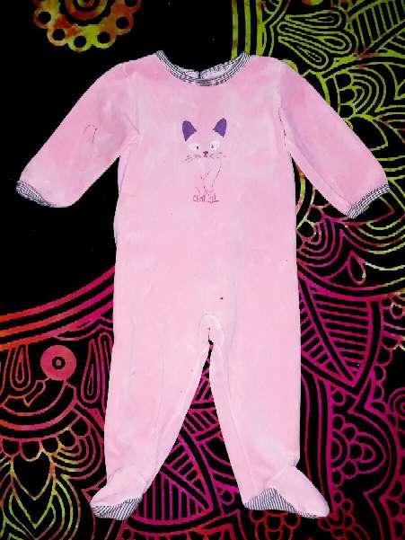 Imagen Pijama Petit Bateau, 9m.