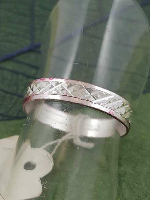 Imagen anillo blanco P envío gratis.