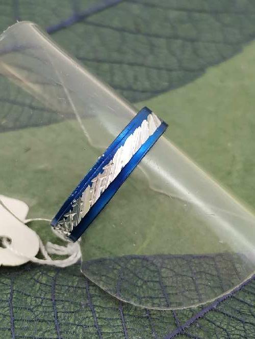 Imagen producto Anillo azul p. envío gratis. 3