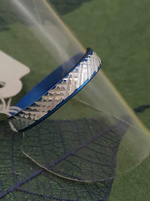 Imagen producto Anillo azul g envío gratis. 3