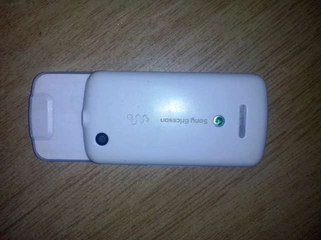 Imagen producto Sony Ericsson w100I color blanco  2