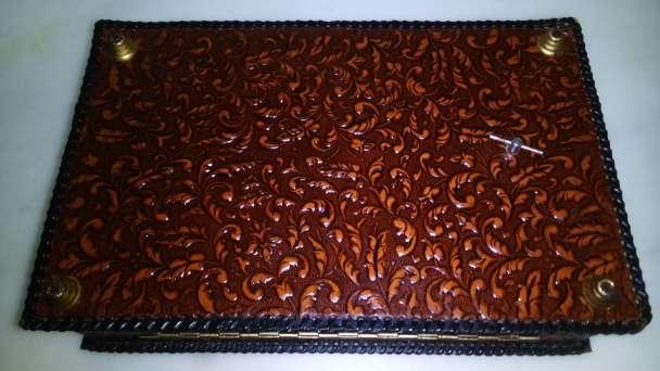 Imagen producto Purera cigarrera musical vintage 2