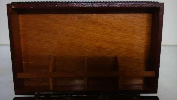 Imagen producto Purera cigarrera musical vintage 5