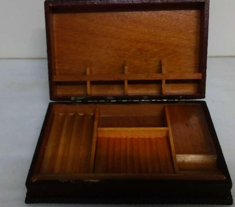 Imagen producto Purera cigarrera musical vintage 3