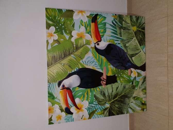 Imagen producto Cuadro tropical 2