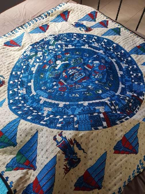 Imagen tapiz mexicano