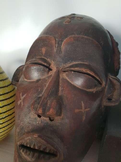 Imagen mascara africana