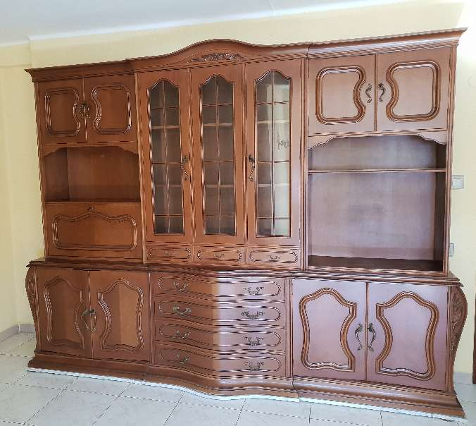 Imagen producto Mueble salon madera 1