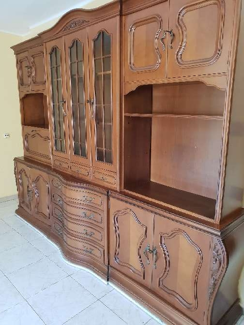 Imagen producto Mueble salon madera 8