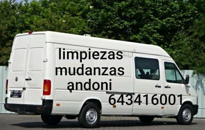 Imagen portes mudanzas andoni