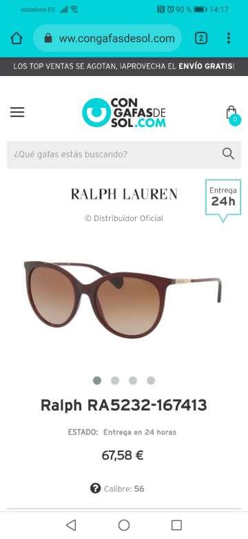 Imagen producto Gafas Ralph Lauren  4