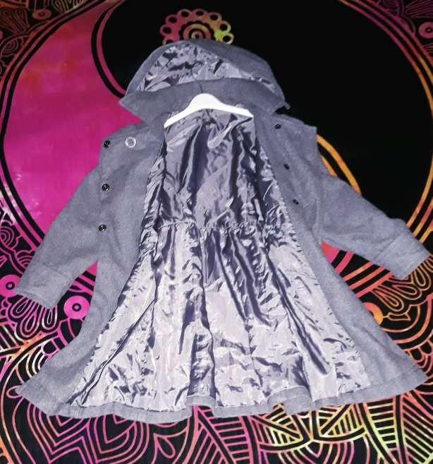 Imagen producto Abrigo lana, 6 años.  2