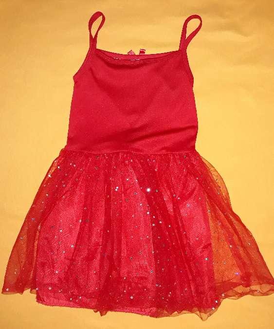 Imagen producto Vestido fiesta Disney, 6 años.  2