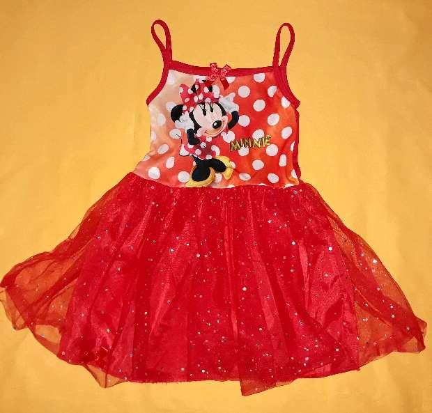 Imagen Vestido fiesta Disney, 6 años.
