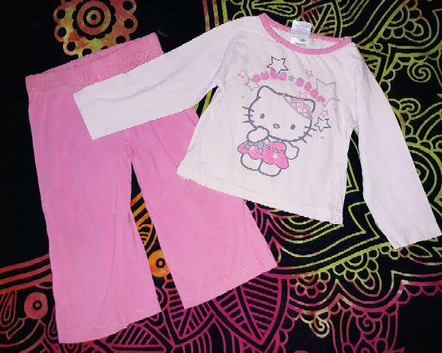 Imagen Pijama Hello Kitty, 18-24m.