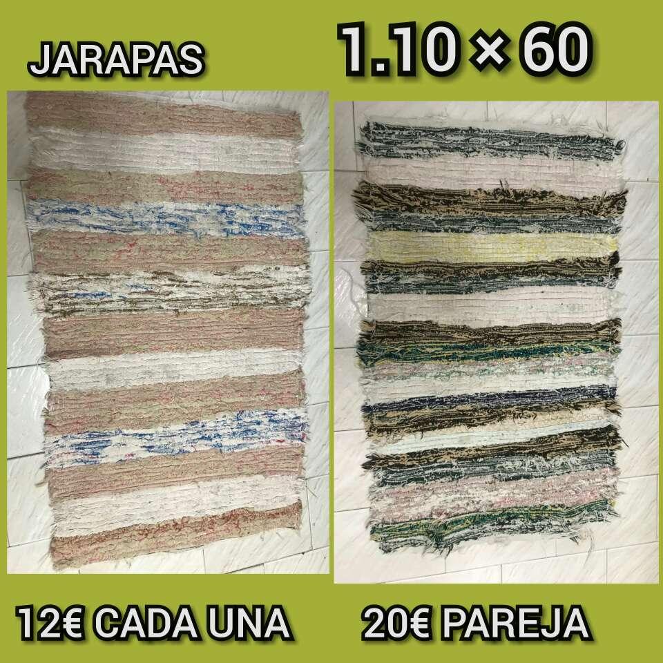 Imagen Dos alfombras JARAPAS