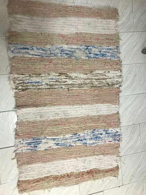 Imagen producto Dos alfombras JARAPAS 2