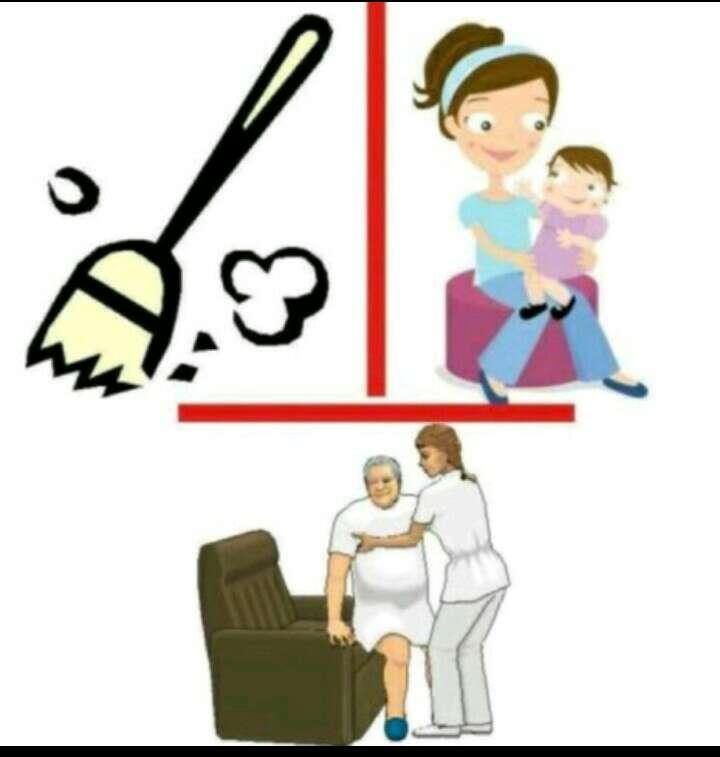 Imagen Servicio De Limpieza y Cuidadora