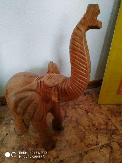 Imagen producto Elefante de madera 2