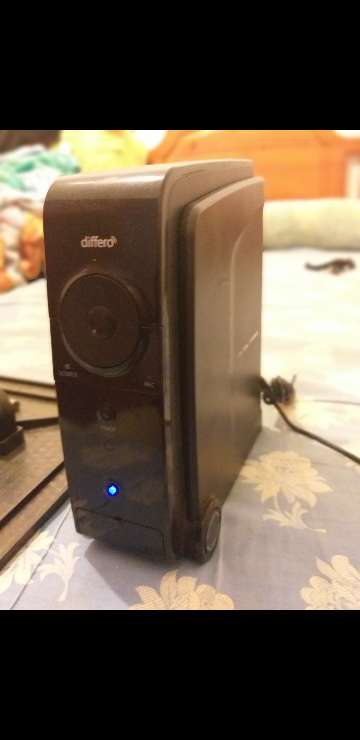 Imagen disco duro tv