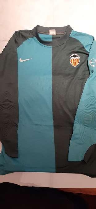Imagen camiseta Valencia