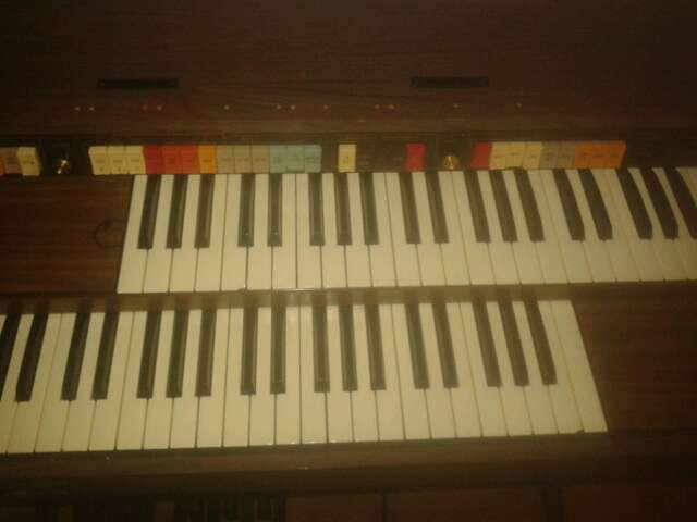 Imagen producto Ogano piano welson 3