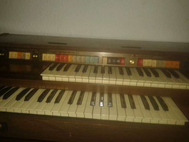 Imagen producto Ogano piano welson 5