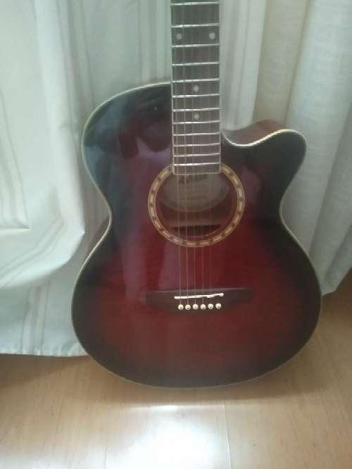 Imagen guitarra acústica