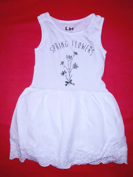 Imagen Vestido LH, 6 años.