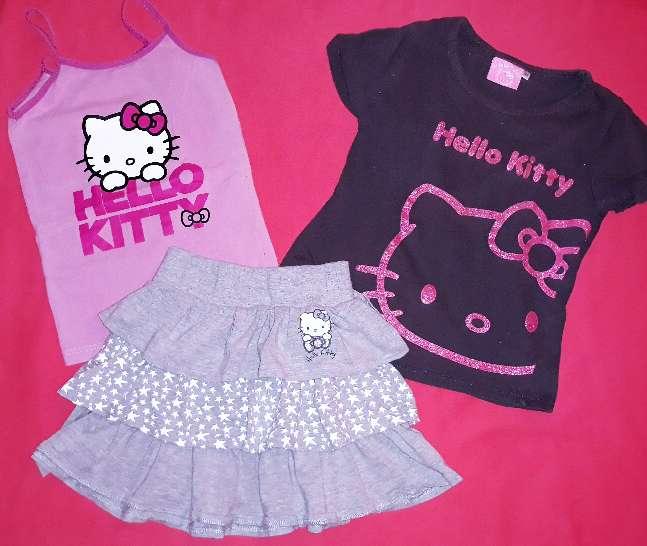 Imagen producto Lote Hello Kitty, 6-7 años.  2
