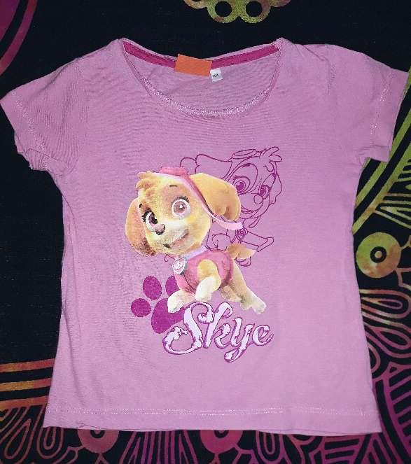 Imagen Camiseta Patrulla Canina, 6 años.