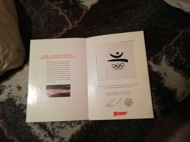 Imagen producto Bandera olimpica  1