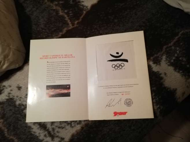 Imagen Bandera olimpica