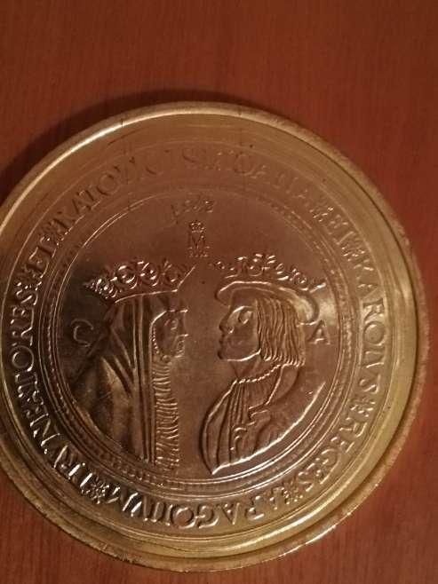 Imagen Moneda conmemorativa