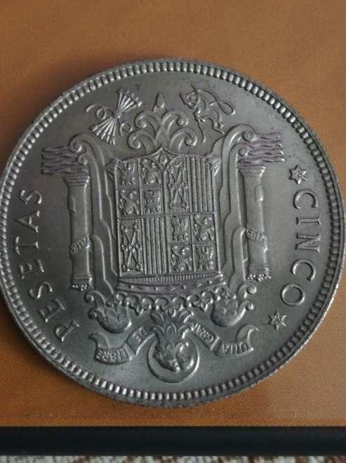 Imagen Moneda española