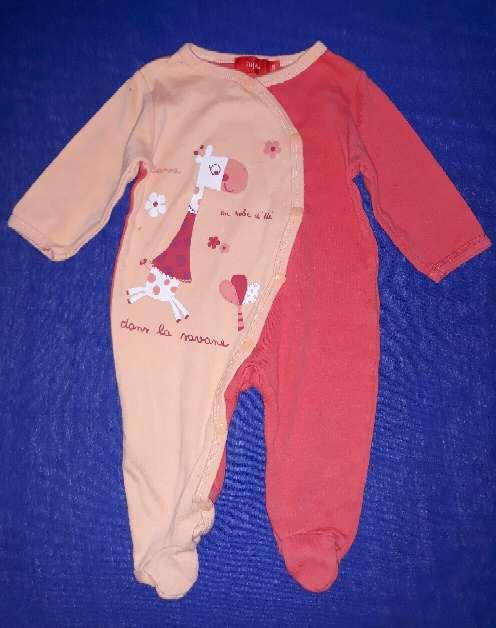 Imagen Pijama bebé Tissaia, 3m.