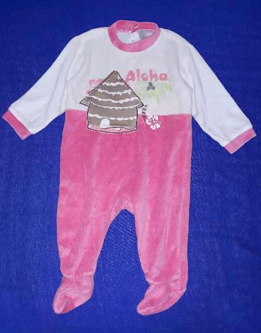 Imagen Pijama con casita, 6m.