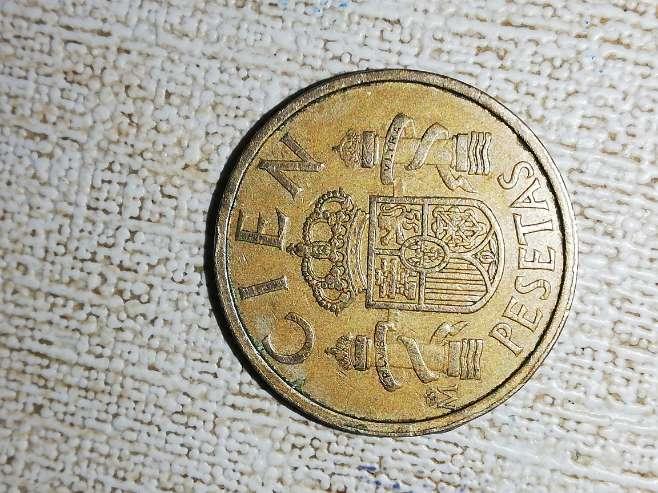 Imagen producto 100 pesetas  2