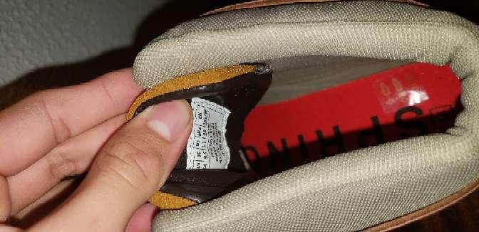Imagen producto Vendo botas Springfield nuevas súper cómodas talla 44 7